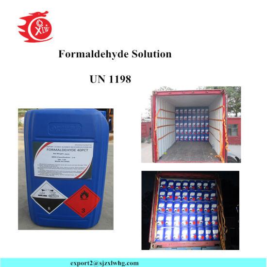 Hot Sales 37% 40% Formaldehyde Solution Formalin