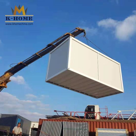Flat Pack Prefabricated Movable Accommodation Container pictures & photos