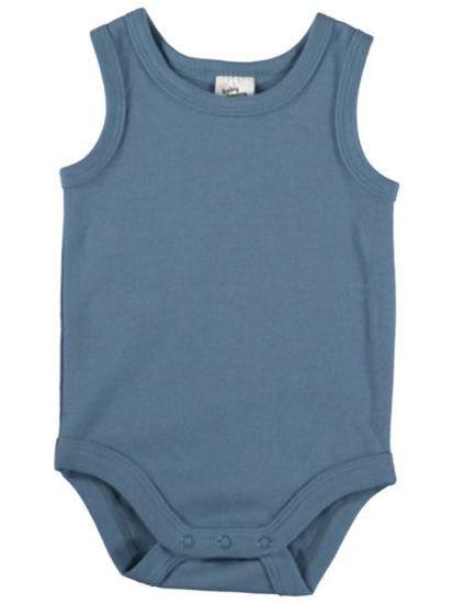 100% Romper High Quality Organic Cotton Blank Baby Bodysuit