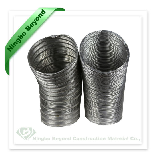 Aluminum Flexible Kitchen Extractor Fan Aluminum Semi Ducting