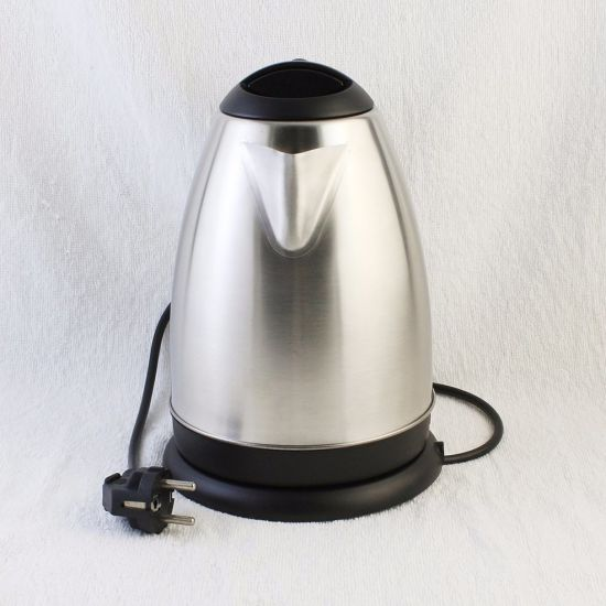 Household 220V Stainless Steel Electric Kettle (ESUK) pictures & photos