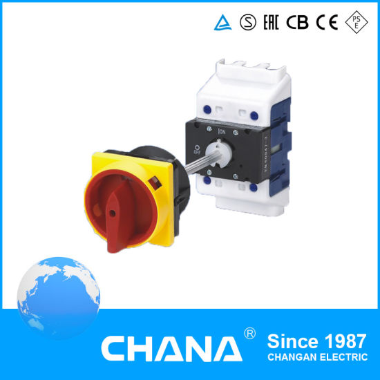 Ce Approved Lw30-20 20A Isolation Switch