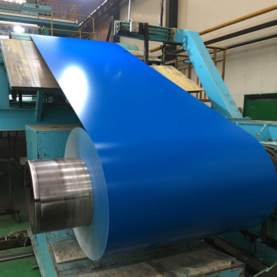 4e High Performance Powder Coating Steel Coil/ Sheets PPGL Powder Coated Steel Sheets