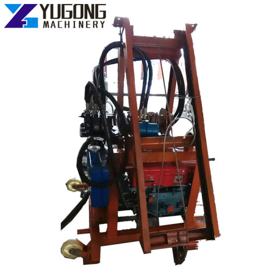 China Auger Borehole Water Well Core Oil Drilling Machinery