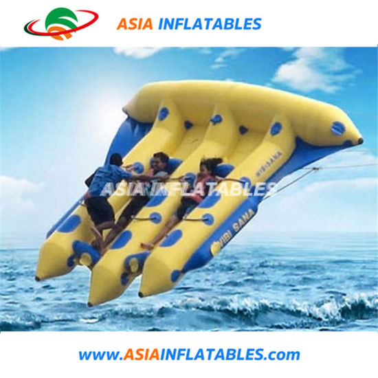 Inflatable Flying Fish, Inflatable Tube Towable Water Sports, Inflatable Flying Manta Ray pictures & photos
