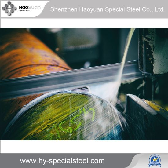 AISI 4140 GB 42CrMo4 Alloy Steel with Cutting Services