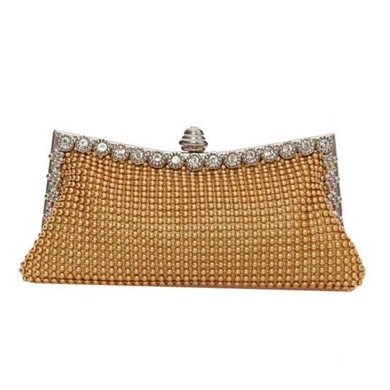 China 2018 Fashion Crystal Lady Frame Purse Party Bag fc6ceb6432b0e