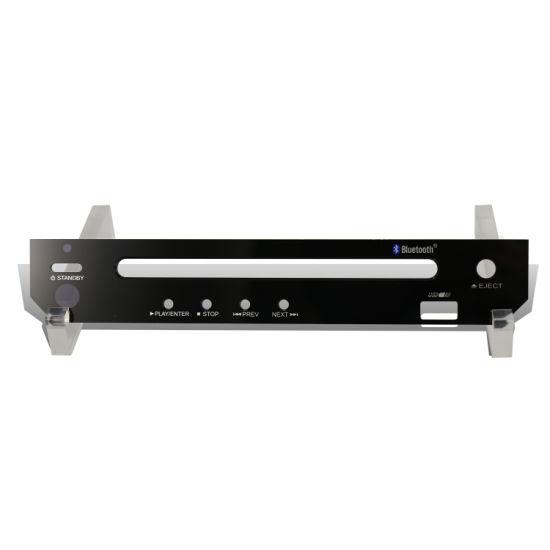 Custom CNC Cutting Audio Plastic Front Panel