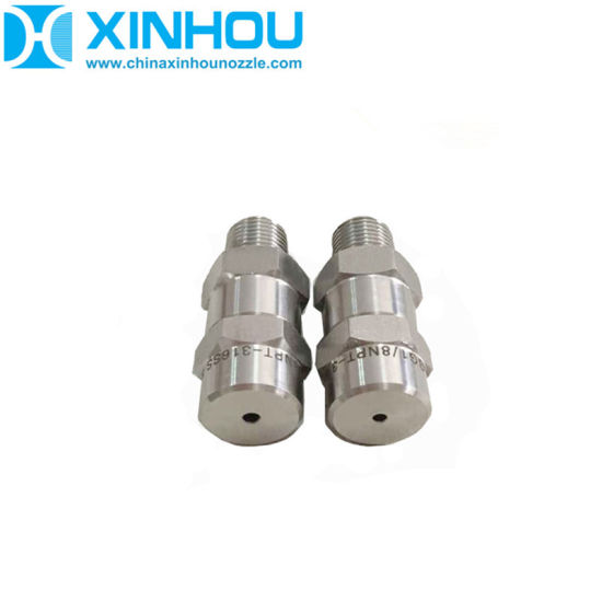 304ss High Pressure Water Full Cone Spraying Nozzle