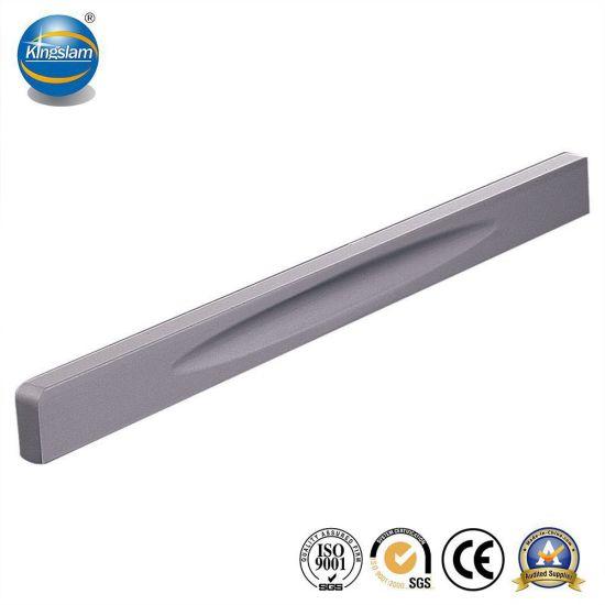 New Furniture Kitchen Cabinet Aluminum Drawer Pull Door Handle