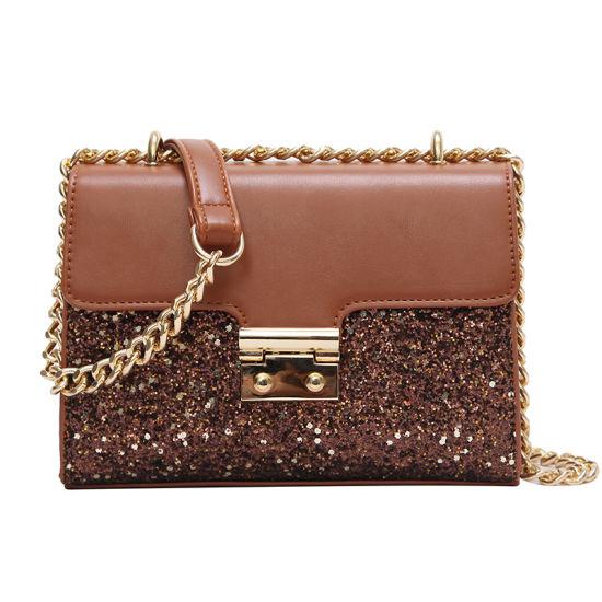 4599da705de Handbag Factory Supply PU Leather Leisure Sling Fashion Embroidery Women  Crossbody Bag Lady Shoulder Bag