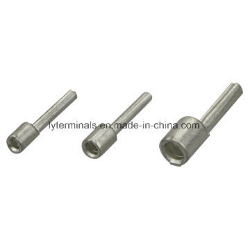 Non-Insulated Pin Terminals pictures & photos