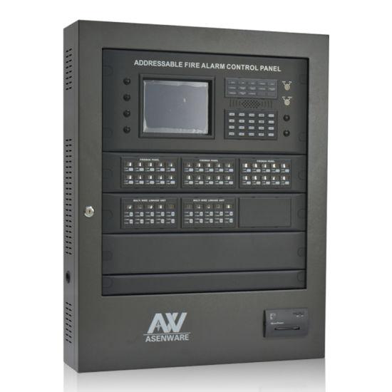Addressable Fire Alarm Control Panel (AW-AFP2188)