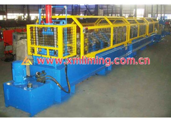 Xiamen Liming Customized Facia Roll Forming Machine