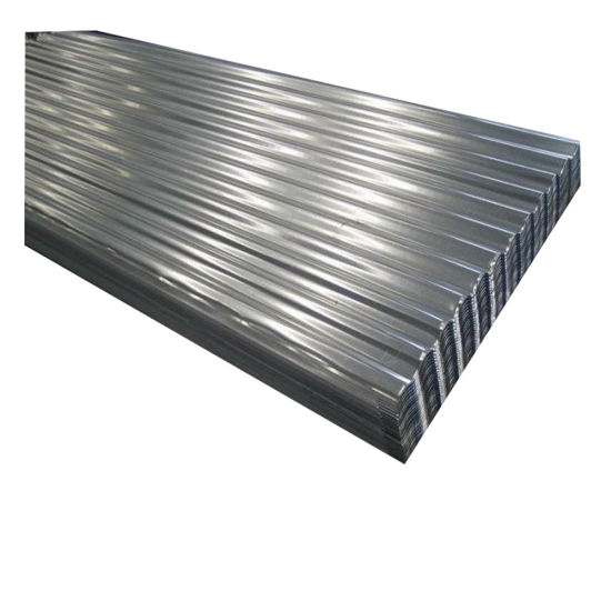Galvanized Steel ASTM SGCC Corrugated Metal Roofing Sheet