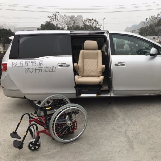 Special Disabled Swivel Car Seat Passenger For Vans And Motorhomes