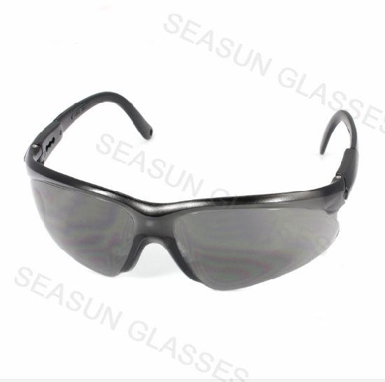 En166 Prescription ANSI Z87 Bifocal Construction Safety Glasses Black Heavy  Duty Full Frame Laser Chemical Safety Goggle Uvex