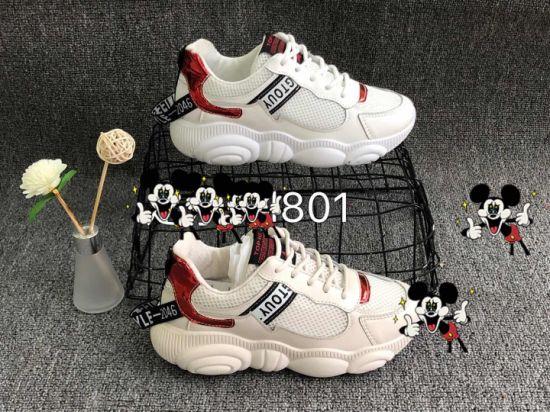 Popular Small Bear Sole Women Shoes