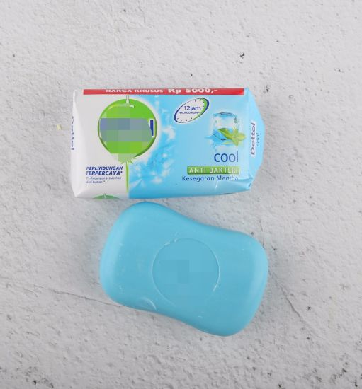 Washami Colorful 105g Whitening Bath Soap for Daily Use