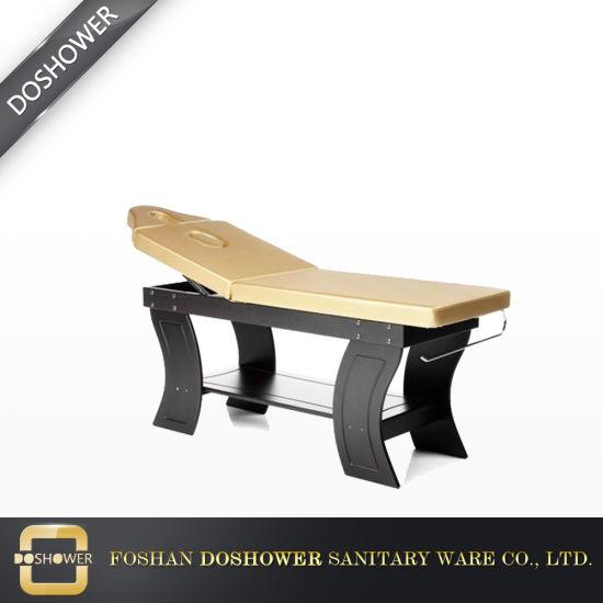 Wholesale Salon Furniture Wood Folding Massage Facial Table SPA Bed
