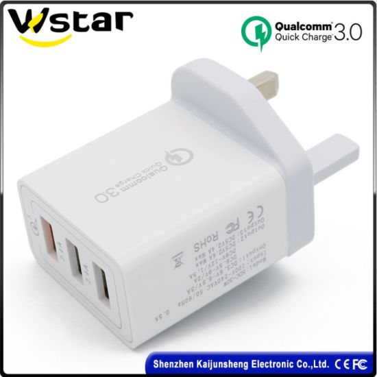 3 Years Warranty China OEM Supplier Mobile Phone Charger Travel Charger pictures & photos