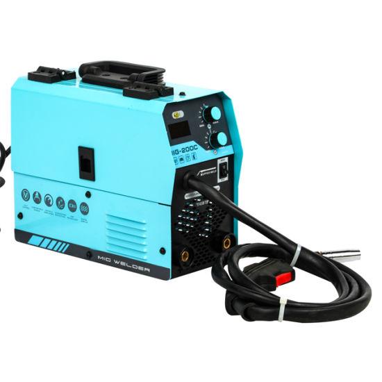IGBT Gas Welding Machine 180A