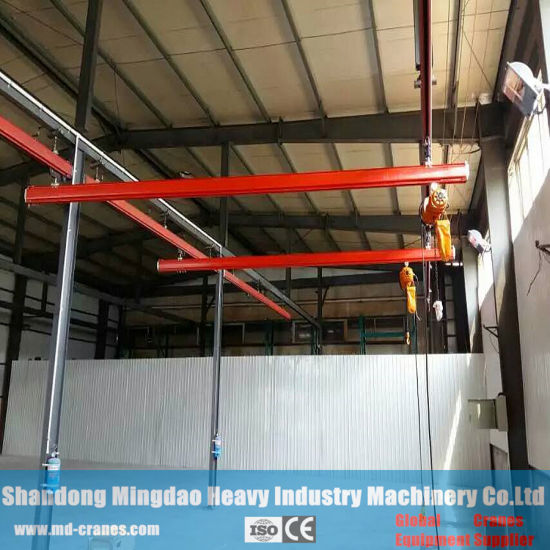 China 3 Ton Kbk Light Crane System with Best Selling pictures & photos
