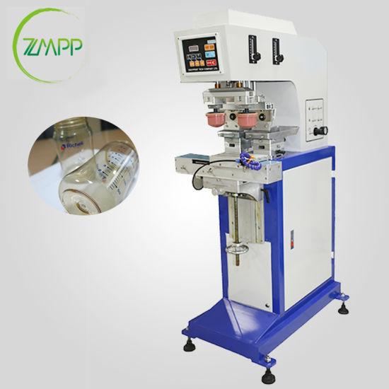 Attractive Pad Printing Services UK Tempo Machine 2 Color Manual Printer