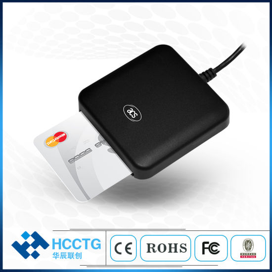 SLE4442 Card CCID EMV ISO7816 Contact Smart IC Card Reader Writer PC//SC USB