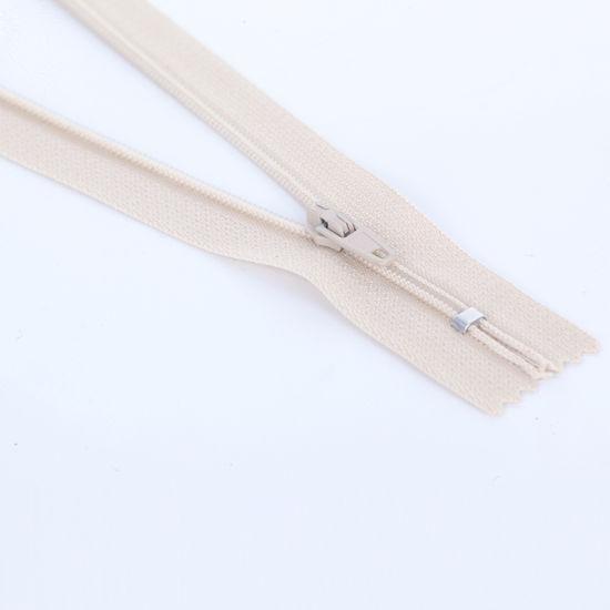 No. 3 Nylon Zipper Four Stitches C/E