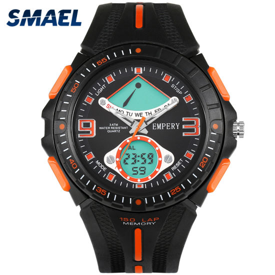 Watches Men Promotion Smart Quality Quartz Gift Watch Watches Custome Sports Watch Plastic Watch pictures & photos