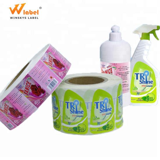 Liquid Soap Label, Dishwashing Liquid Labels, Liquid Soap Bottle Labels