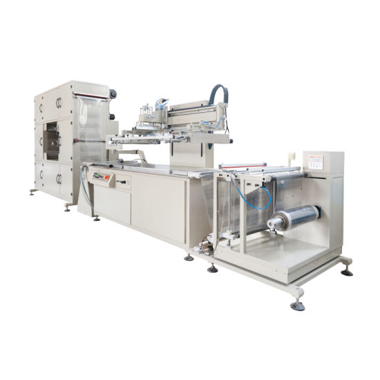 HY56 Automatic Transfer Screen Printing Machine for Flexible Circuit Board