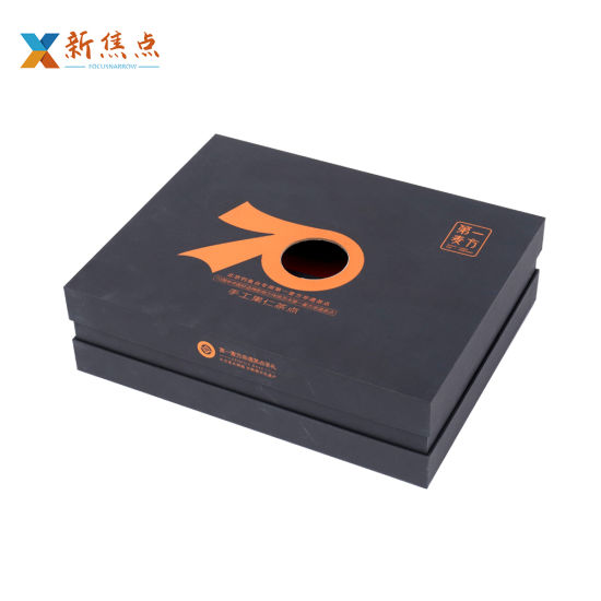 Wholesales Custom Luxury Printing Food Packaging Mooncake Gift Carton Box
