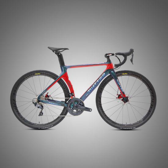 OEM Factory Twitter Bike Disc Brake OEM T10PRO Carbon Fiber Road Bike Bicycle