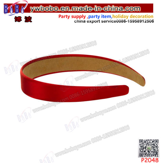 Promotional Items for Christmas Gift Wholesale Hairband Birthday Party Products Fancy Headband (P2048)