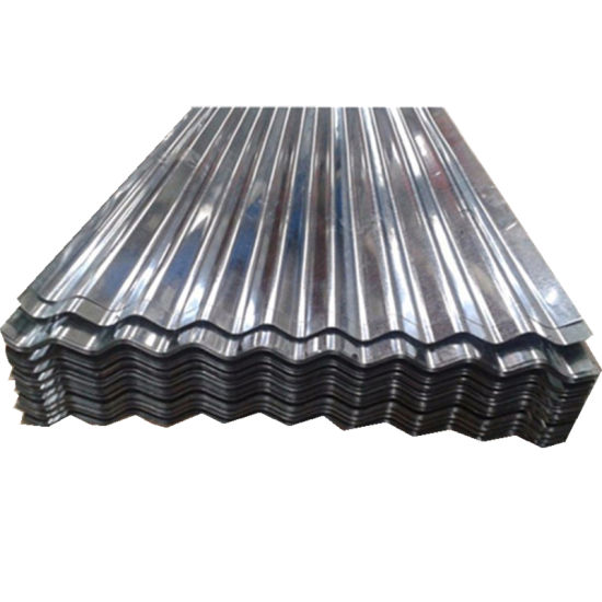 Building Material Galvalume Aluzinc Corrugated Roofing Sheets