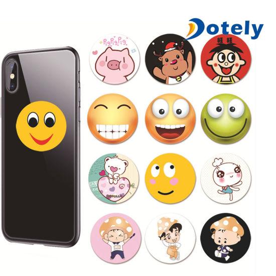 Pop up Phone Socket Mobile Phone Holder for iPhone Samsung