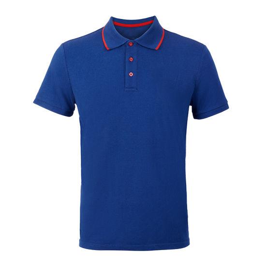 Unisex Men's Women's Kids Wholesale Blank Design Logo Customize Embroidery Printing OEM ODM Cotton CVC Tc Poly Polo Shirt