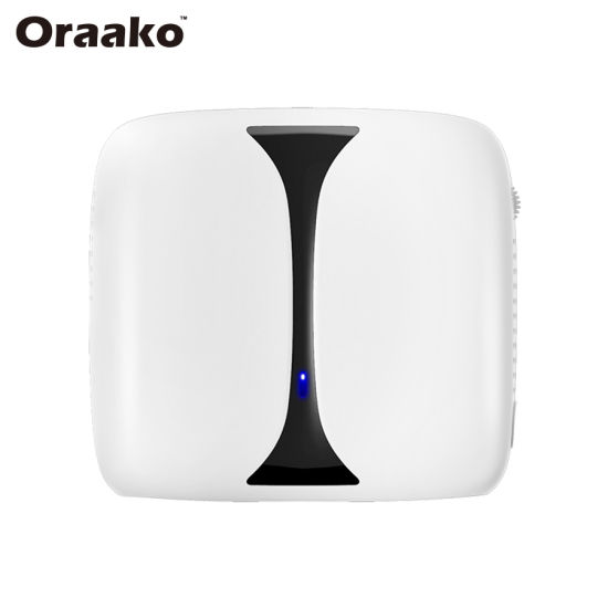 Wireless Screen Mirroring Costum Made 3D Home 4K Pocket Resin Smart Portable DLP LED Projector Mini Andriod Smart Projector