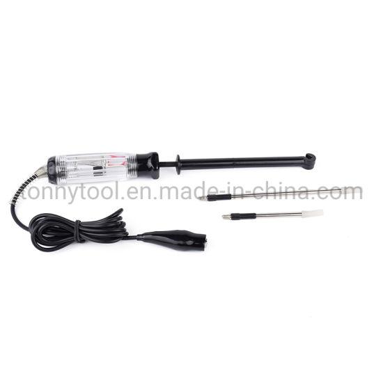 Details about  /Car Voltage Circuit Tester Pencil Diagnostic Tool For 6V//12V//24V DC Test Light