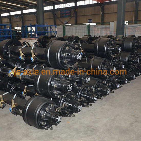 Vehicle American Type 25 Tons Axle for Truck Trailer