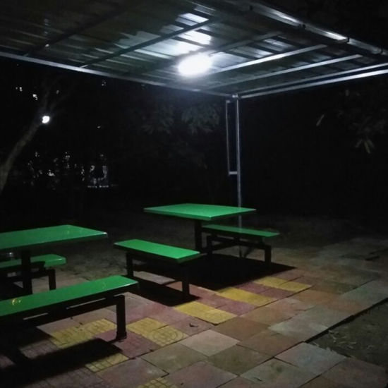 5W Remote Control Solar LED Rechargeable Tube Lamp Light Multifunctional Outdoor Portable Camping Solar Fluorescent Lamp
