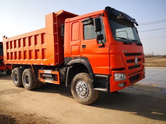 Used Sinotruck Used Truck Second Hand Truck Used 6*4 Tipper Used Dump Truck Heavy Truck Used Tipper Used 6*4 Truck Used HOWO Truck 371HP for African Market