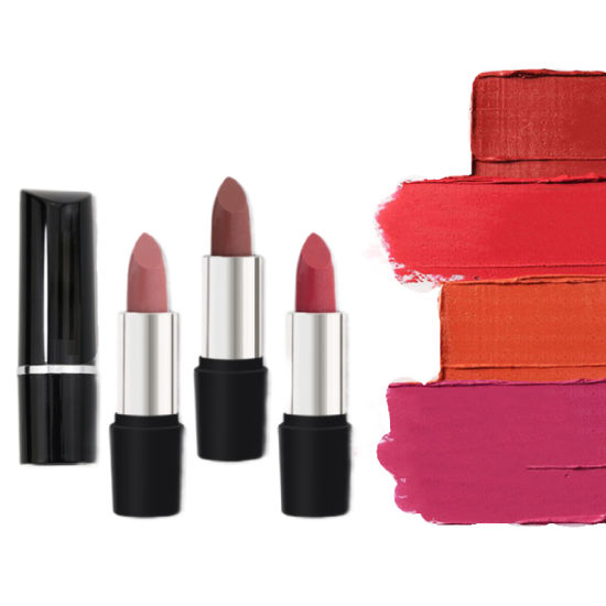 Customize Waterproof Non-Stick Colorfast Cosmetics Lipsticks