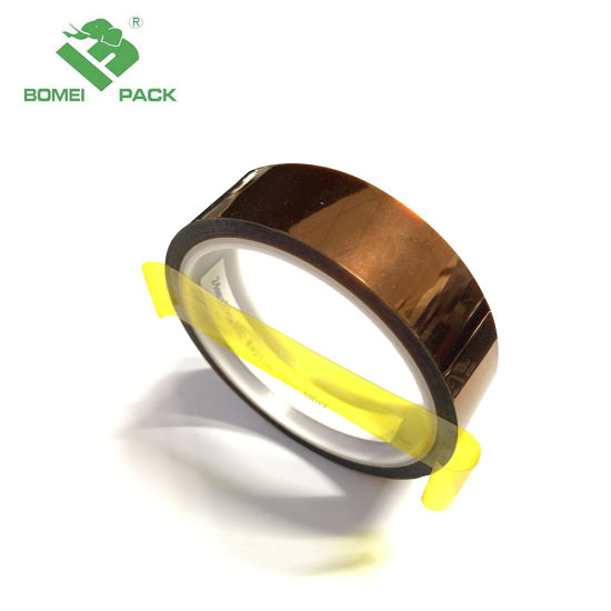 Bomei Wholesale Free Samples High Temperature Resistance Polyimide Tape