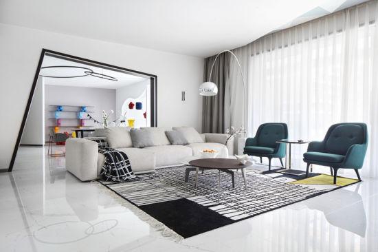 Modern Wholesale Bespoken Furniture Elegant Wood Furnishing Apartment Divansoffor Furniture