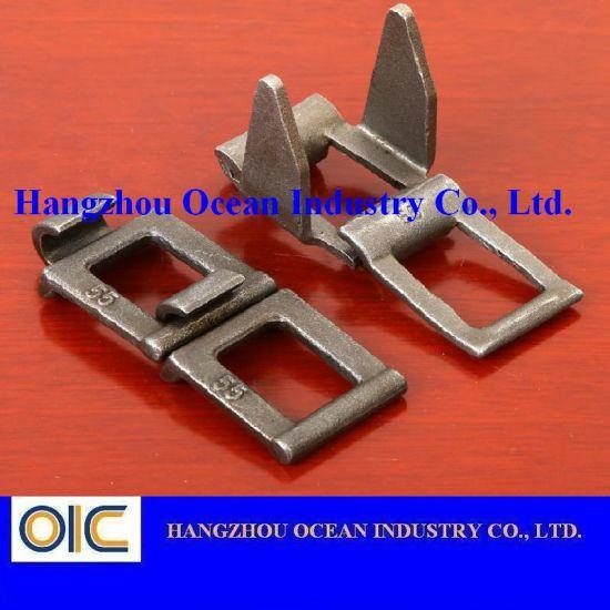 China 55 Steel Detachable Conveyor Chain China Forged