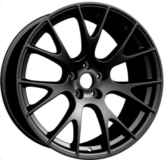 Black Wheels with Best Quality and Cheap Price pictures & photos