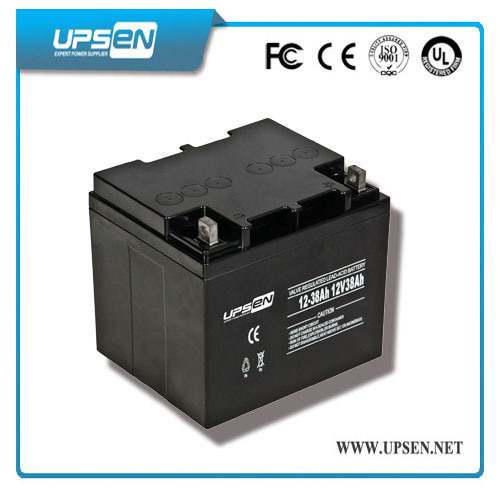 6V VRLA Sealed Lead Acid Battery Power for Security and Protection System